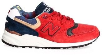 New Balance 999 Asia Suede Sneakers