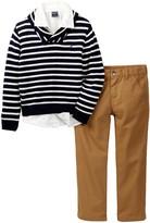 Nautica 3-Piece Sweater Set (Toddler Boys)