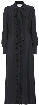 Valentino Jersey maxi dress