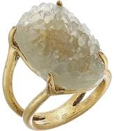 Lucky Brand Druzy Statement Ring Ring