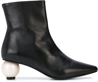 Mother of Pearl Roxy ankle boots