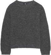 Uniqlo Women Mohair Blend Oversized Sweater