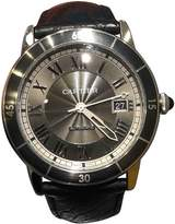 Cartier Anthracite Steel Watches
