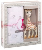 Infant Sophie La Girafe 'Sophiesticated' Swaddling Cloth & Teething Toy