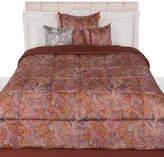 Etro Almeria Quilted Bedspread - 270x270cm - Red