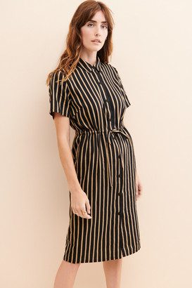 Knot Sisters Surely Striped Dress