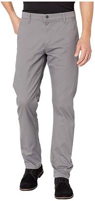 Dockers Slim Tapered Original Khaki All Seasons Tech Pants (Burma Grey) Men's Casual Pants