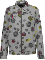 Tomas Maier Printed Cotton-Poplin Jacket