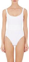 Eres Women's Asia One-Piece Swimsuit-WHITE