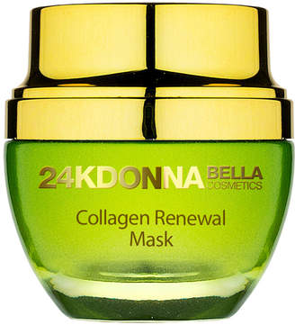 Donna Bella 24K 1.7 Fl Oz Collagen Radiance Renewal Mask