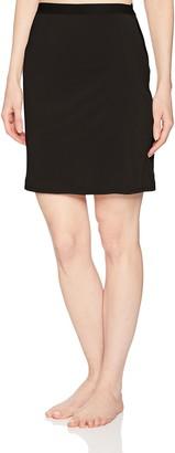 "Jones New York Jones NY Women's No Dig Lace Waistline 18"" Above The Knee Half Slip"