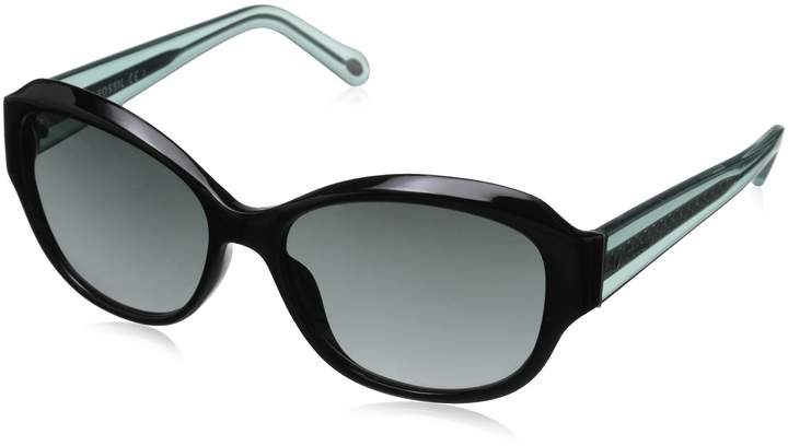 Fossil Women's FOS3028S Oval Sunglasses