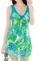 Staringirl Women's Shaping Body One-Piece Swimsuit Plus Size Swimwear 6XL