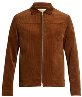 Oliver Spencer Buck Cotton-corduroy Jacket