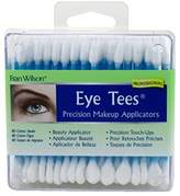 Fran Wilson Eye Tees Cotton Tips 80 Count (6 Pack)