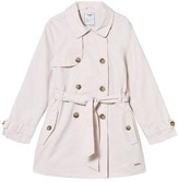 Mayoral Beige Trench Coat
