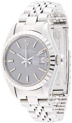 Rolex Pre-Owned Oyster Perpetual Date wrist watch