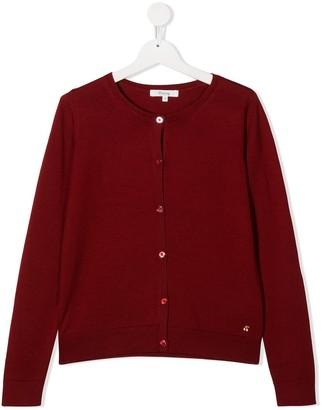 Bonpoint Fine Knit Cardigan