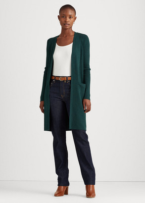 Ralph Lauren Cotton-Blend Cardigan
