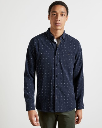 Ted Baker Modal Spotted Shirt