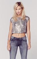 Mlv by maison la vie presley sequin top