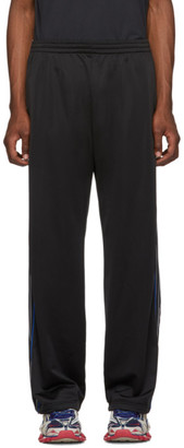 Balenciaga Black Stripe Track Pants