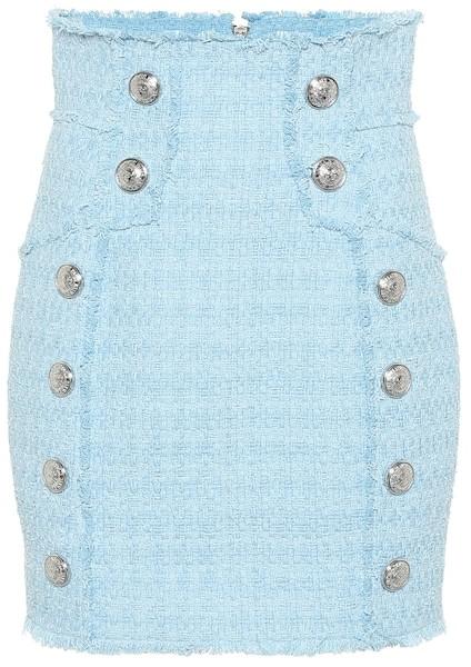3c239bb0f0 Balmain Skirts - ShopStyle