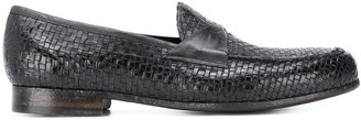 Lidfort Woven Loafers