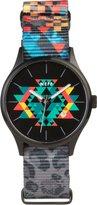 Neff NF0236-PYSF NF0236-PYSF Men's Multi Nylon Band Multi Dial Smart Watch