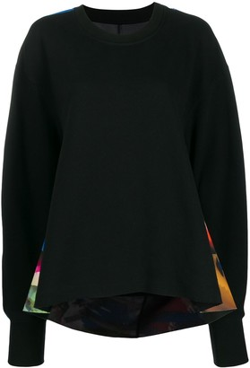Maison Margiela Graphic-Print Jumper