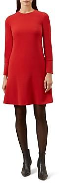 Hobbs London Natalia A-Line Dress