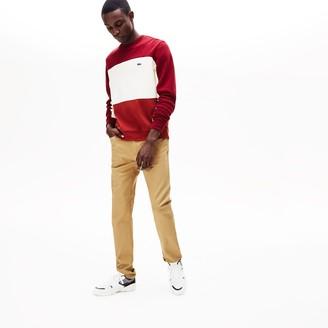 Lacoste Men's Slim Fit Stretch Cotton Pants
