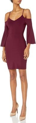 Susana Monaco Women's Jemma Bell Sleeve Dress