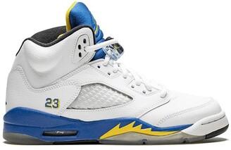 """Nike Kids Air Jordan 5 Retro """"Laney"""" sneakers"""
