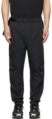Nike Black Sportswear Tech Pack Lounge Pants
