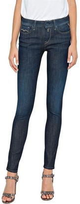 Replay Super Skinny Fit Luz Hyperflex+ Jeans