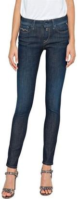Replay Super Skinny Fit Luz Hyperflex+ Jeans