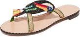 Charlotte Olympia Toucano Sandals