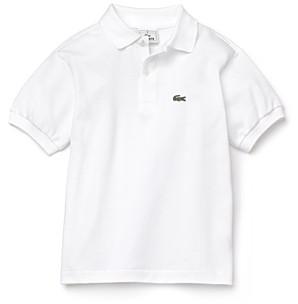 Lacoste Boys' Classic Pique Polo Shirt - Little Kid, Big Kid