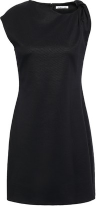 Helmut Lang Twisted Stretch-jersey Mini Dress