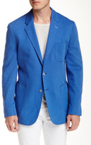 Robert Graham Mr. M Woven Two Button Notch Lapel Sportcoat