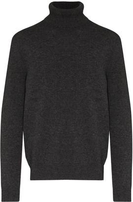 Dolce & Gabbana Roll-Neck Wool Jumper