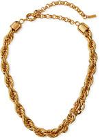 Fallon Yacht Club X Wide Choker Necklace