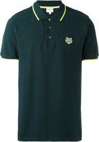 Kenzo Mini Tiger polo shirt - men - Cotton - XL