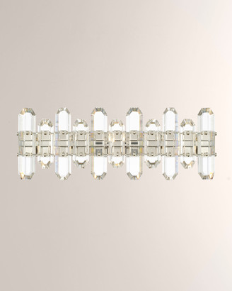 Crystorama Bolton 3-Light Sconce