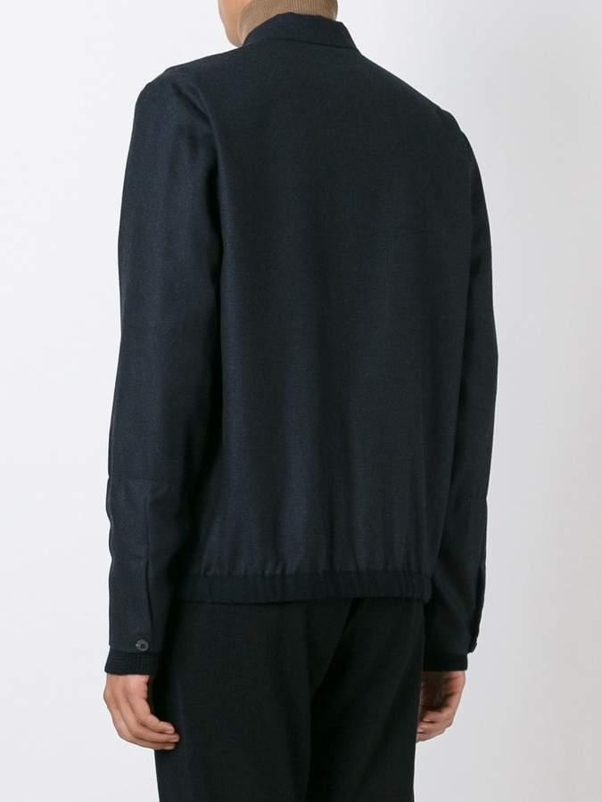 Stephan Schneider long sleeved cropped shirt