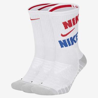 Nike Training Crew Socks (3 Pairs Everyday Max Cushioned