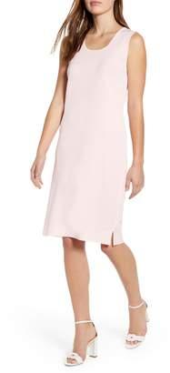 Ming Wang Sleeveless Knit Tank Dress