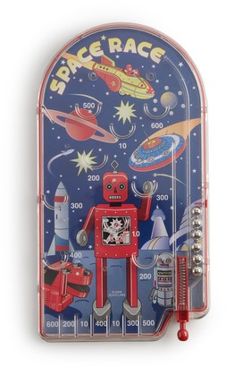Schylling Space Race Mini Pin Ball Game