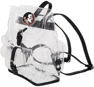 Northwest Company The Florida State Seminoles Lucia Clear Backpack
